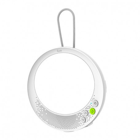 iLuv Aud Shower Mirror Bluetooth Speaker