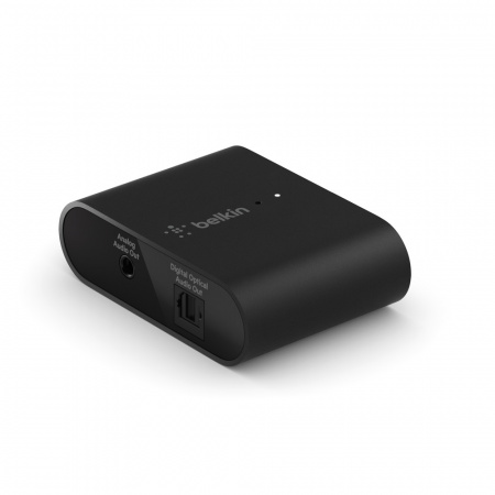 Belkin SOUNDFORMª_CONNECT Audio Adapter with AirPlay_2_- Black