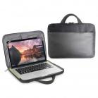 """Tucano Dark taška pro 12"""" MacBook  a 13"""" MacBook Pro Retina - Black"""