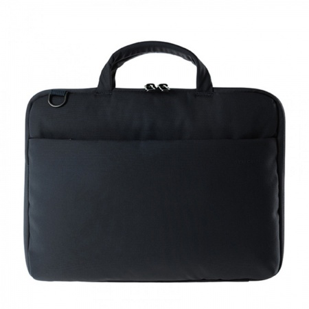 Tucano Darkolor Slim bag for Laptop 13.3inch and 14inch - Black
