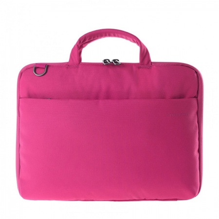Tucano Darkolor Slim bag for Laptop 13.3inch and 14inch - fuchsia