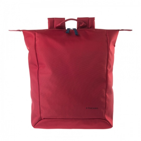 Tucano Smilzo Slim Backpack for laptop 13.3inh and 14inch - Red