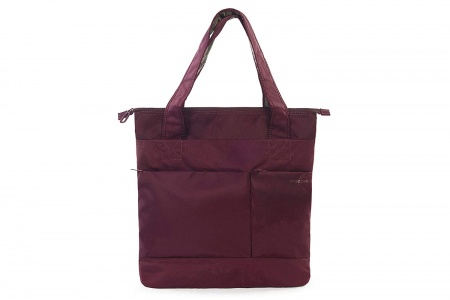 Tucano Pi Shopper Backpack for laptop up to 14inch and MacBook Pro 1inch Retina - Burgundy