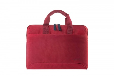 Tucano Smilza Super Slim Bag for laptop 13.3inch and 14inch - Red