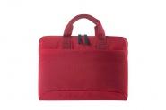 Tucano Smilza Super Slim Bag for laptop 15.6inch - Red