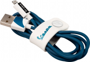 Tribe Vespa Lightning Cable (120cm) - Biancospino