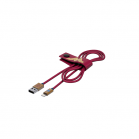Tribe DC Movie Wonder Woman Lightning Cable (120cm) - Red