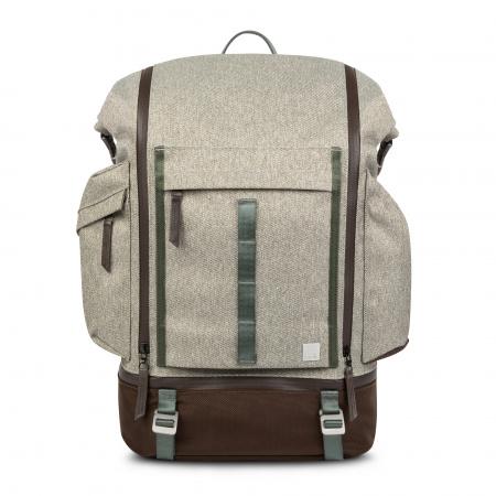 Moshi Captus Rolltop Backpack 45L - Sandstone Beige
