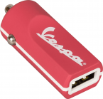 Tribe Vespa Car Charger - Berry