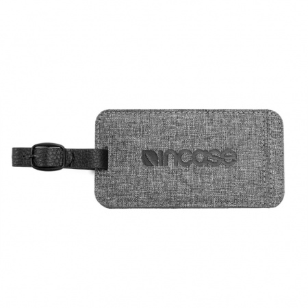 Incase Luggage Tag - Heather Gray