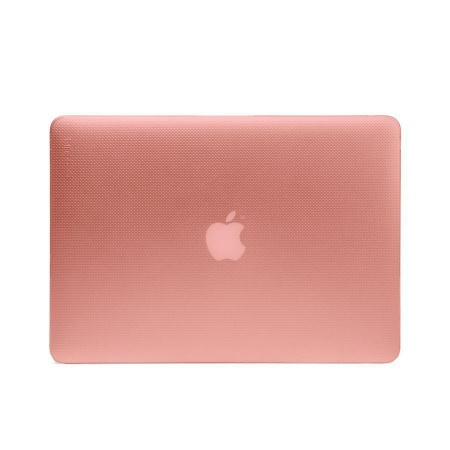 Incase Hardshell Case for MacBook 13inch MacBook Pro Retina Dots - Rose Quartz