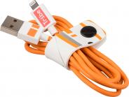Tribe Star Wars BB-8 Lightning Cable (120cm) - White