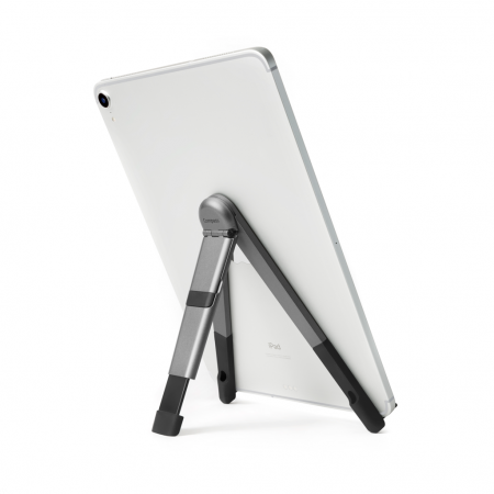 TwelveSouth Compass Pro portable stand for iPad and Tablets - space grey