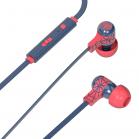 Tribe Marvel Spiderman Earphones - Blue