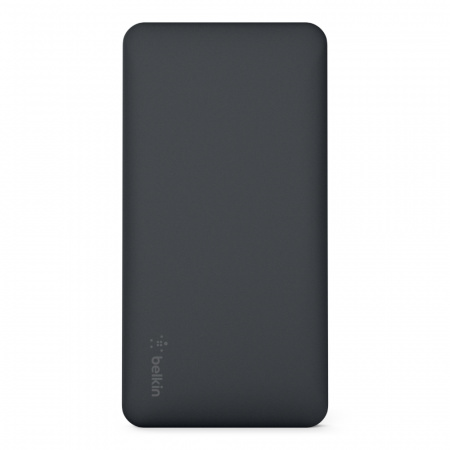 Belkin Pocket Power Bank 10K MAh USB-A to MicroUSB Cable included - Black