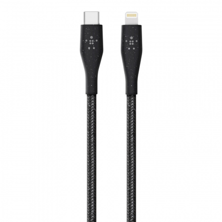 Belkin DuraTekª PLUS LIGHTNING TO USB-C  CABLE 4'
