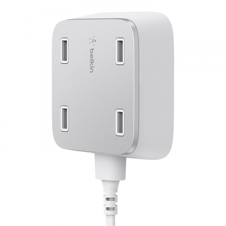 Belkin Family RockStar 4-Port USB Home Charger
