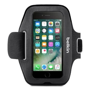 Belkin SportFit Armband for iPhone 7/8 - Black