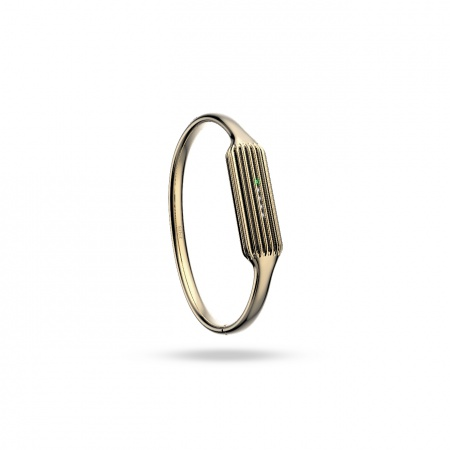 Fitbit Flex 2 Accessory Bangle, Gold - Large