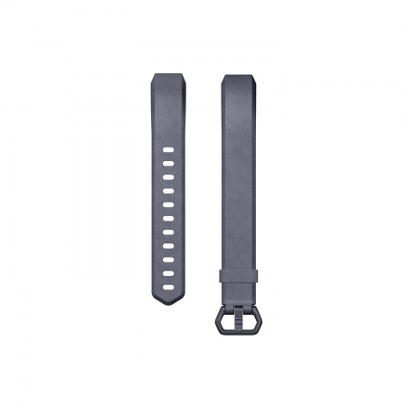 Fitbit Alta HR Accessory Band Leather Indigo - Large