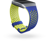 Fitbit Ionic Accessory Sport Band Blue Yellow - Small