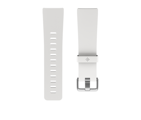 Fitbit Versa Classic Accessory Band White - Small