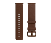 Fitbit Versa Accessory Band Leather Cognac - Small
