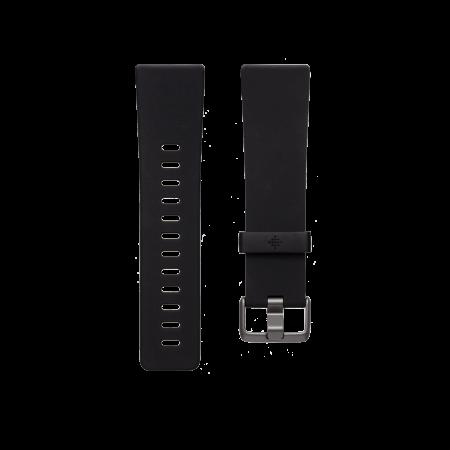 Fitbit (Accessory) Versa 2 Classic Accessory Band Black Small