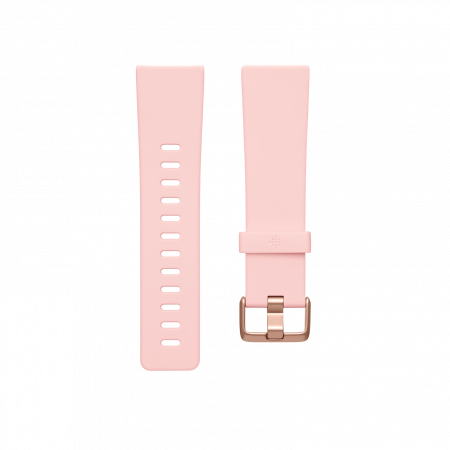 Fitbit (Accessory) Versa 2 Classic Accessory Band Petal Pink Small