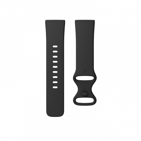 Fitbit (Accessory) Versa 3 Sense Infinity Band Black Large