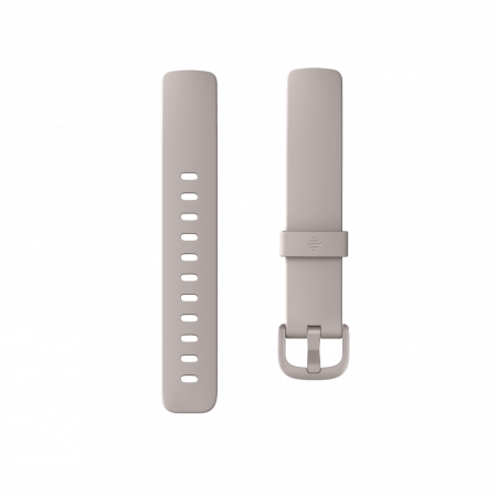 Fitbit (Accessory) Inspire 2 C Band Lunar White Small