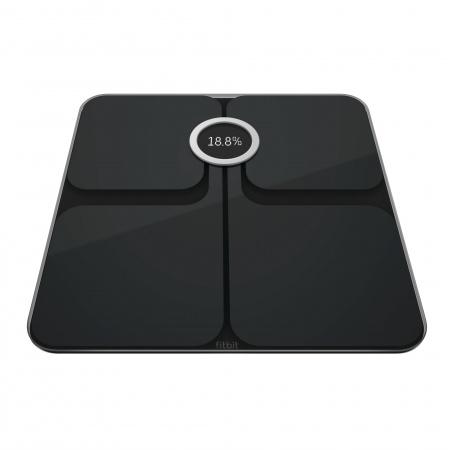 61d30f004 Fitbit Aria 2 Black | Apcom CE