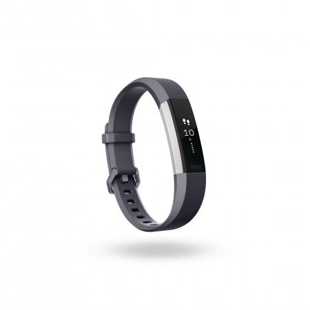 Fitbit Alta HR Blue Gray - Small