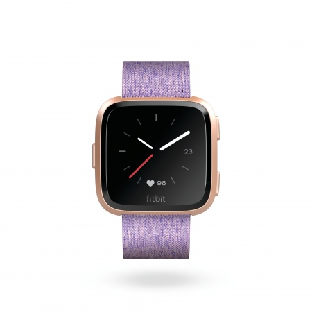 Fitbit Versa (NFC) - Special Edition w FitbitPay - Lavender Woven