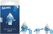 Tribe Smurfs Brainy USB Flash Drive 16GB