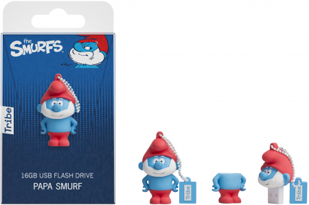 Tribe Smurfs Papa Smurf USB Flash Drive 16GB
