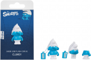 Tribe Smurfs Clumsy USB Flash disk 16GB