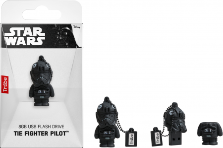 Tribe Star Wars TIE Fighter Pilot USB Flash Drive 16GB