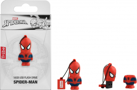 Tribe Marvel Spiderman USB Flash Drive 16GB