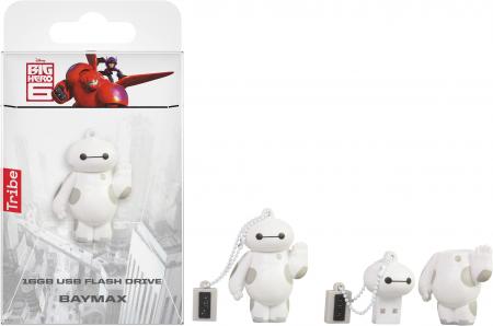Tribe Pixar Baymax USB Flash Drive 16GB