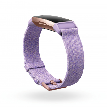 Fitbit Charge 3 Special Edition (NFC) - Lavender Woven | Apcom CE