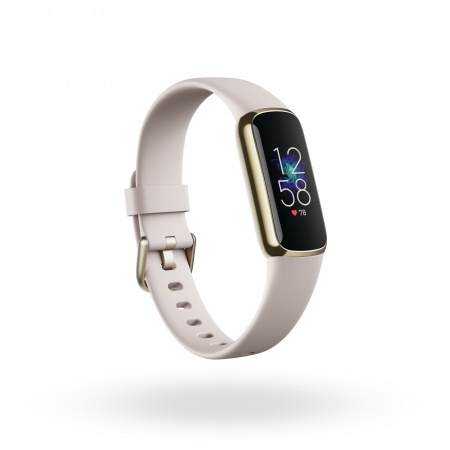 Fitbit Luxe - Soft Gold/White