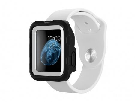 Griffin Survivor Tactical Case Apple Watch (38mm) - Apple White