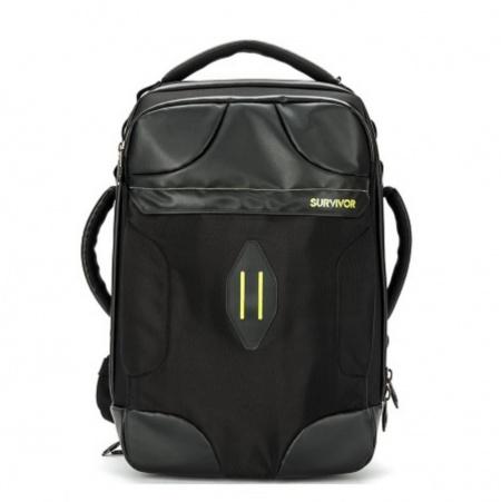 Griffin Backpack Survivor Bag Large Universal Tablets - Black