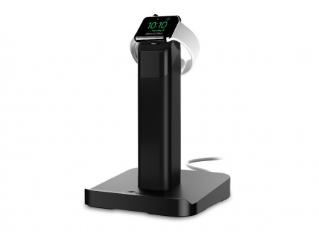 Griffin Apple Watch Stand Apple Watch v1,v2 - Black