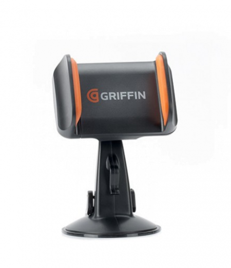 Griffin Windowseat for Universal Smartphones - Black/Griffin Orange
