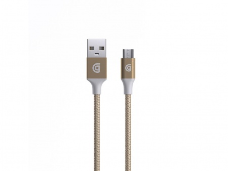 Griffin USB to Micro USB Premium 10ft - Gold