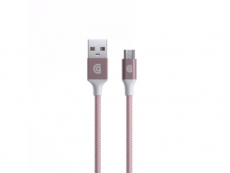 Griffin USB to Micro USB Premium 10ft - Rose Gold