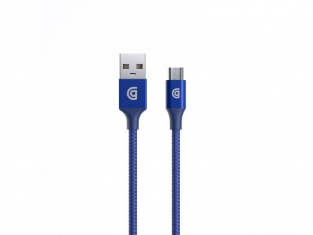 Griffin USB to Micro USB Premium 10ft - Blue