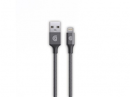 Griffin USB to Lightning Cable Premium 5ft - Gray